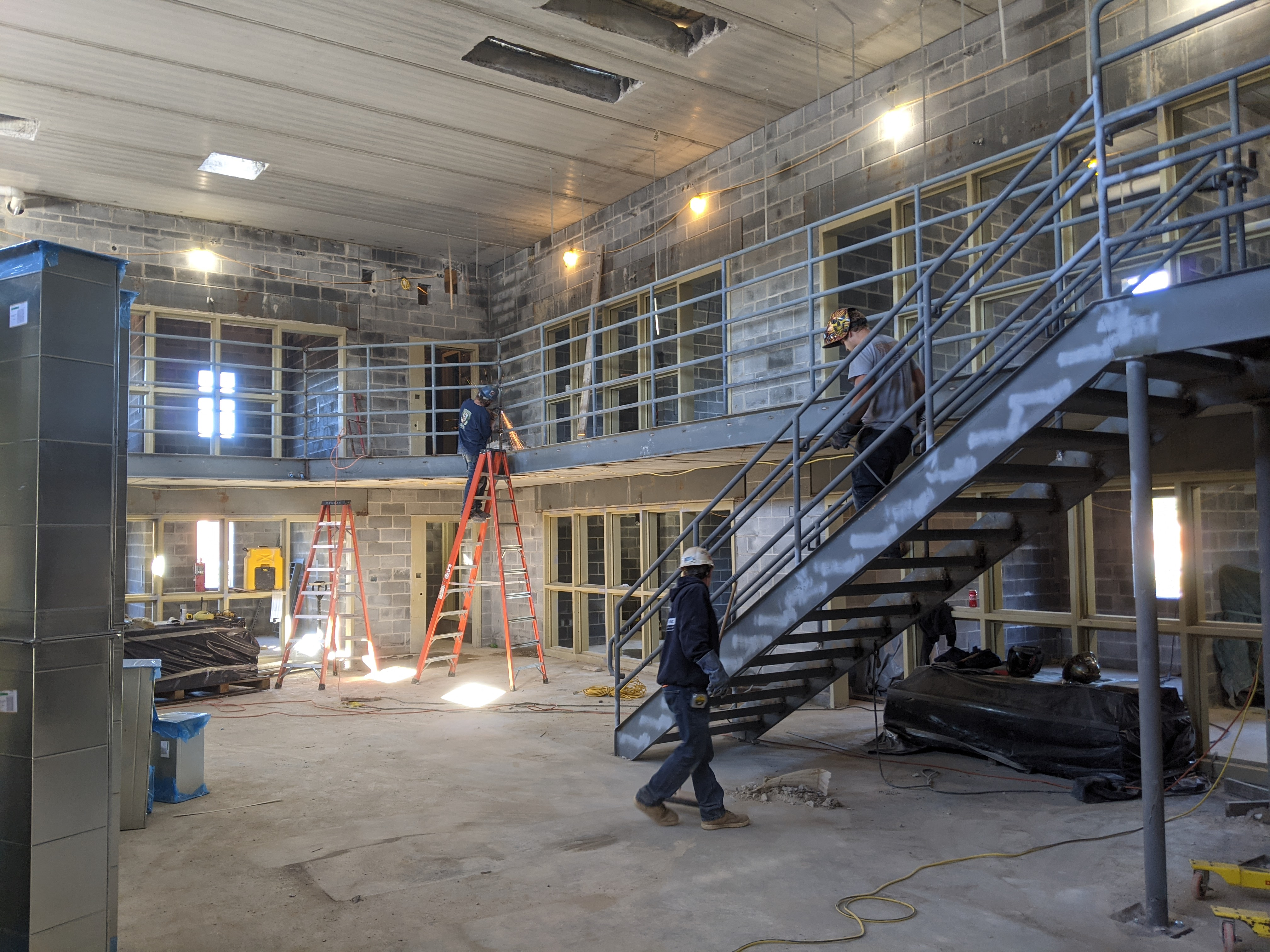 St. Mary's County Corrections Detention Center Expansion Building