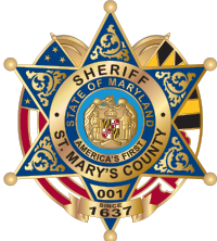 St. Mary's County Sheriff's Office Badge